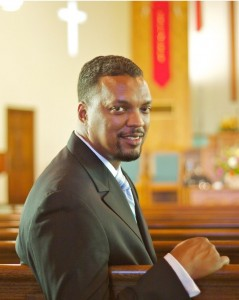 Image of Rev. Adron Robinson