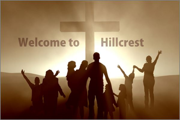 Welcome to Hillcrest Baptist Church