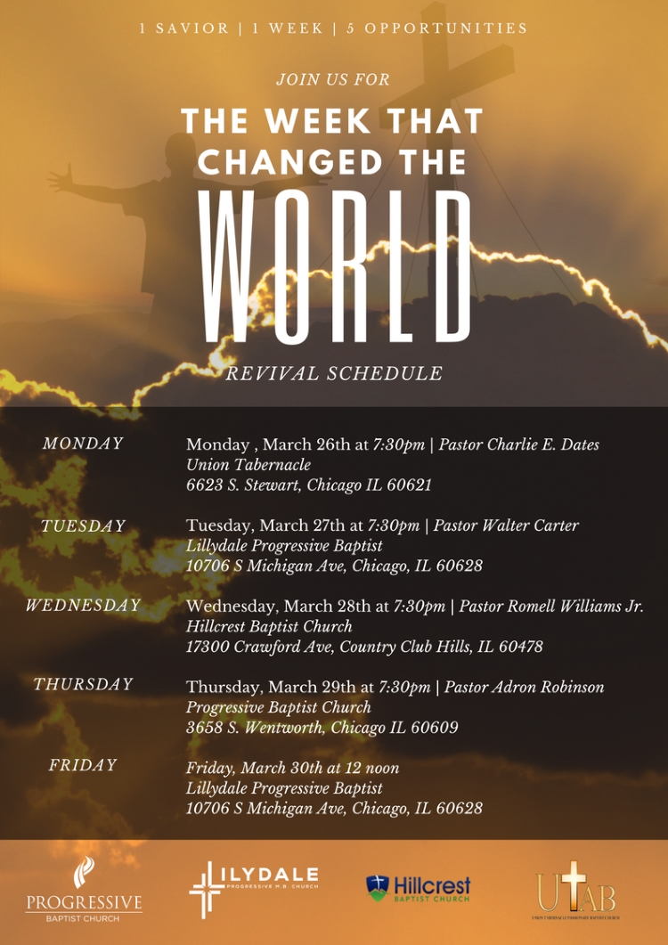 the week that changed the world revival  u2013 hillcrest
